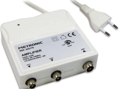 Amplificateur antenne TV TNT : Sélection des meilleurs et guide d'achat